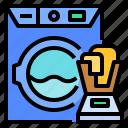 laundry, machine, size, washing, weight