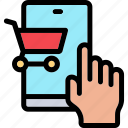 online, shopping, mobile, order, store
