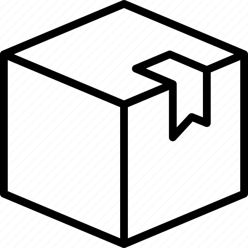 box, delivery, order, package, service icon