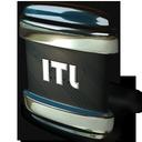 file, itl icon