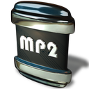file, mp2 icon