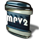 file, mpv2 icon