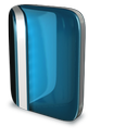 folder, live, back icon