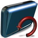 folder, subscriptions icon