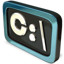 dos, ms icon