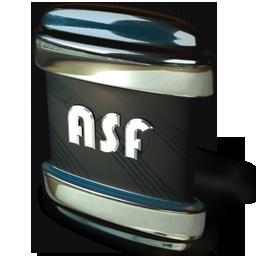 asf, file icon