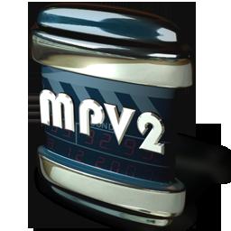 file, mpv2 icon