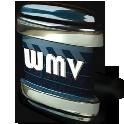 file, wmv icon