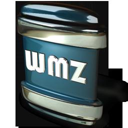 file, wmz icon