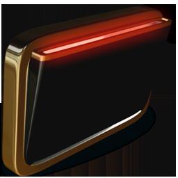 briefcase, folder, my icon