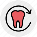 dental, dental protection, healthcare, protection, stomatology, tooth icon