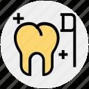 brush, cleaning, dental, dentist, teeth, tooth, toothbrush