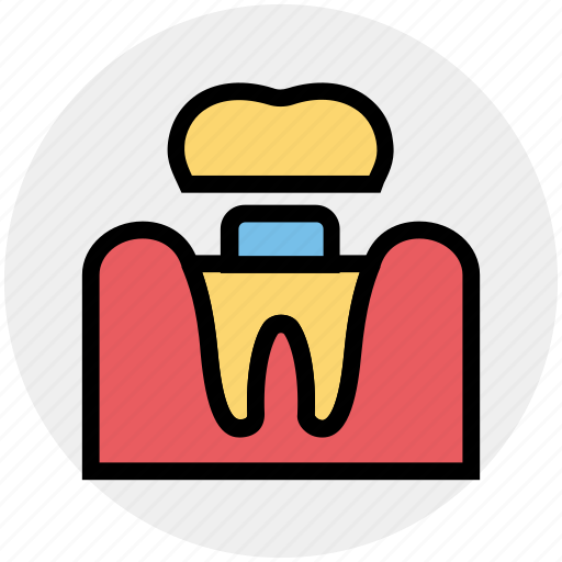 Dental, dentist, medical, stomatology, teeth, treatment icon - Download on Iconfinder
