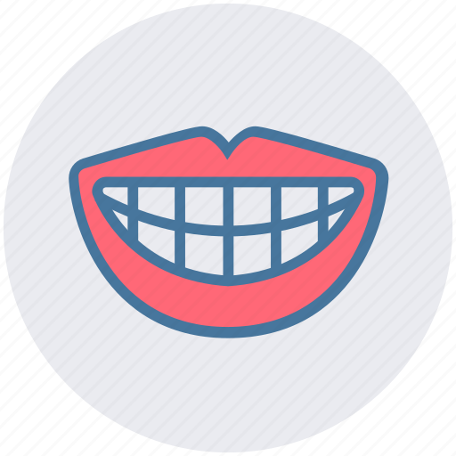 dental, dentist, mouth, smile, teeth, tooth icon