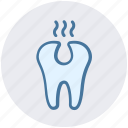 care, dental, dentist, stomatology, teeth cleaning icon