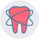 dental, dental care, dental protection, dental repair, hygiene, stomatology icon