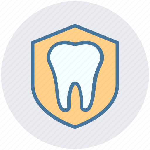 dental, dentistry, healthy, insurance, protection, stomatology icon