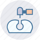 care, dental, dentist, health, stomatology, teeth cleaning icon