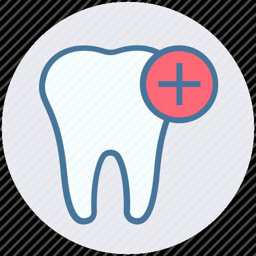 dental, dental add, dental hygienist, dentist, plus sign, stomatology icon