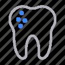 anatomy, dental, oral, pain, teeth icon