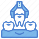 dentist, extraction, medical, tooth