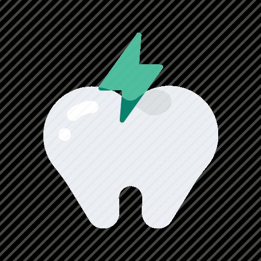 dental, dentist, healthcare, medical, pain, speed, teeth icon