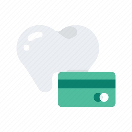 card, credit, dental, dentist, healthcare, medical, teeth icon
