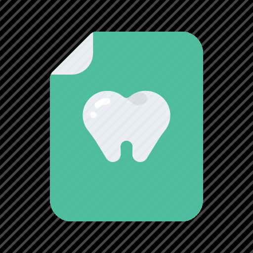dental, dentist, file, healthcare, medical, teeth icon