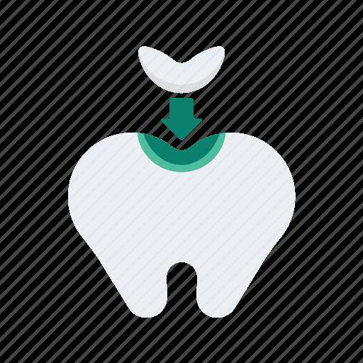 dental, dentist, filling, healthcare, medical, teeth icon