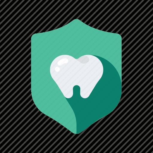 dental, dentist, healthcare, medical, protection, teeth icon