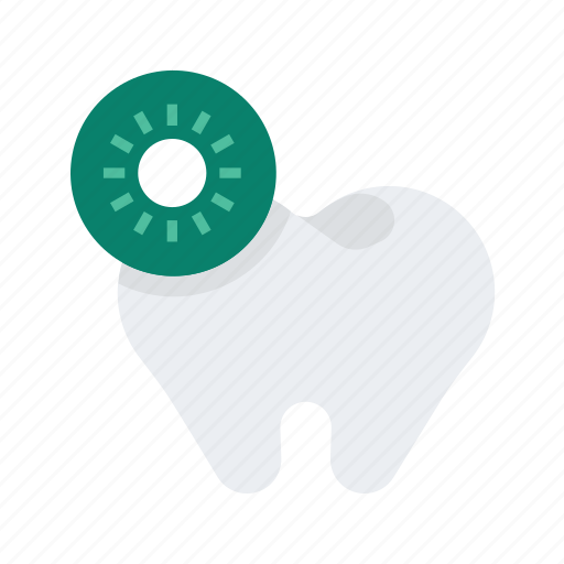 dental, dentist, healthcare, medical, sweets, teeth icon