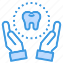 assistence, dental, dentist, medical, tooth icon