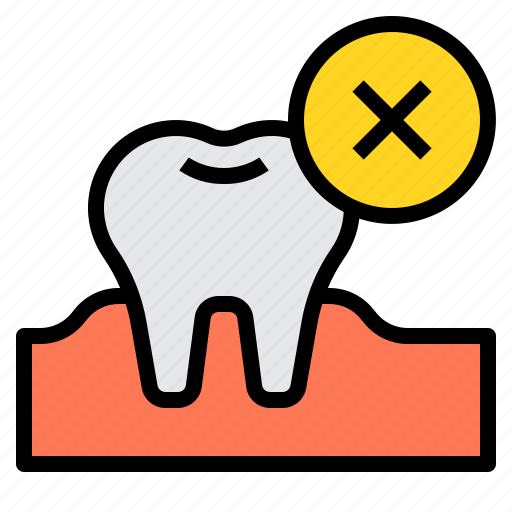 dental, dentist, extraction, medical, tooth icon