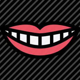 dentist, doctor, hospital, smile, teeth, treatment icon