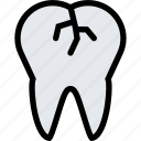 dentist, doctor, hospital, teeth, tooth, treatment icon