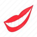 health, healthy, isometric, lips, mouth, smile, young