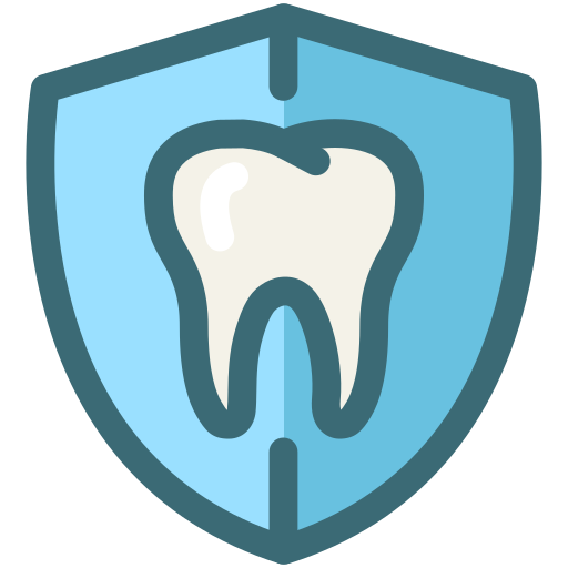 dental, dental protection, dental treatment, dentist, dentistry, oral hygiene, tooth icon