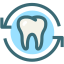 dental, dentist, dentistry, medical, oral hygiene, tooth, dental care icon