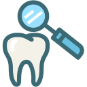 dental, dental care, dental checking, dentist, dentistry, oral hygiene, tooth icon