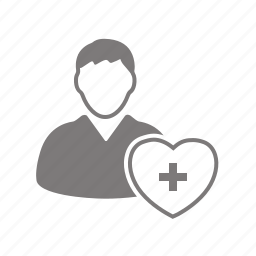care, disease, doctor, health, illness, insurance, medical, recovery, safety, sickness icon