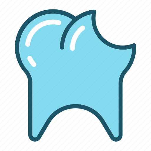 caries, cavity, dental, dentist, tooth icon