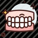 dental, denture, care, healthcare, teeth icon