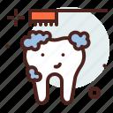 brushing, dental, tooth, dentist, teeth