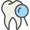 check, conditions, dental, dentist, health, tooth icon