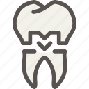 crown2, dental, dentist, health, tooth icon
