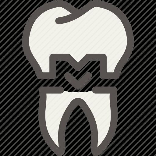 crown2, dental, dentist, health, tooth icon