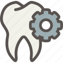 assist, dental, dentist, health, help, intervention, tooth icon
