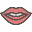 dental, dentist, health, healthy2, lips, shine, tooth icon