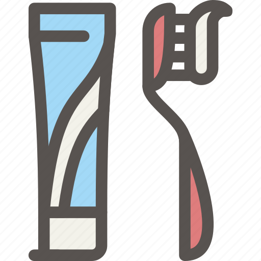 brush, dental, dentist, health, tooth, toothbrush, toothpaste icon