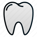 dental, dentist, doctor, health, hospital, molar, tooth icon